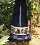 Burley Clay Products Cobalt Blue Glaze Pedestal Only (+ FRT)