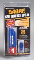 Security Equipment Key Chain Defense Spray