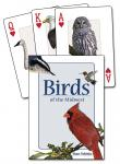 Adventure Publications Birds of the Midwest Playing Cards