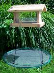"Songbird Essentials 24"" Seed Hoop for Bird Feeder"