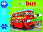 The Original Toy Company Little Bus Double Sided Puzzle