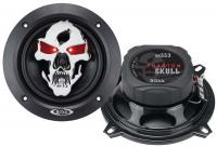 Boss Car Speaker Phantom Skull Black 275 Watts 5 1/2 Inch