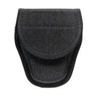 Bianchi 7300 Covered Cuff Case, Black, Hidden, Size 3