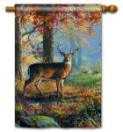 Magnet Works Deer Standard Flag