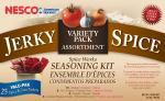 Nesco BJV-25 Jerky Spice Works Variety Pack, 25-Count