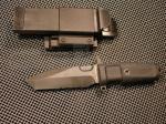 Extrema Ratio Fulcrum C Fixed Blade Knife - Desert Warfare