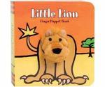 Chronicle Books Little Lion Finger Puppet Book