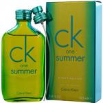 Ck One Summer By Calvin Klein Eau De Toilette Spray 3.4 Oz (limited Edition 2014)