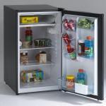 Avanti Black  4.4 Cu Ft Counterhigh Refrigerator