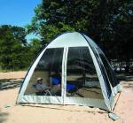 ABO Gear Go-Zebo Four Walled Screen House and Shade