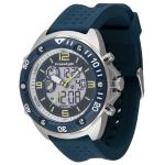 Freestyle Precision 2.0, Navy Face, Navy Silicone Strap