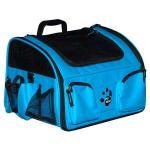 """Pet Gear 3-in-1 Bike Basket Carrier / Car Seat Ocean Blue 15.5"""" x 11.5"""" x 11.5"""""""