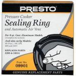 Presto Sealing Ring/press Ur Plug Fits Oldr Cast Alum6qt