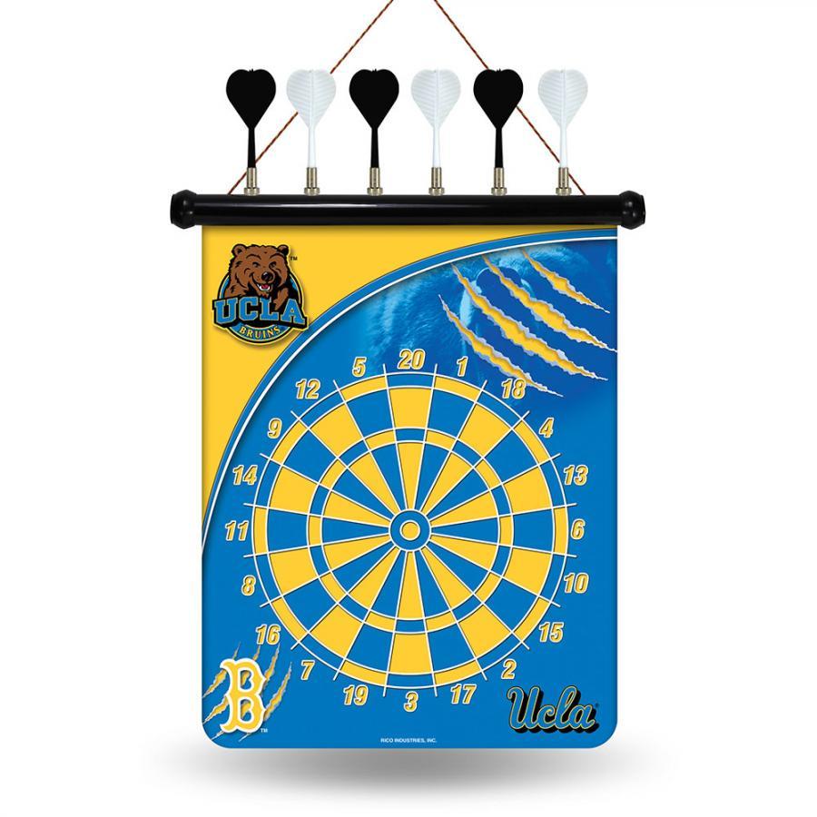 Rico UCLA Bruins NCAA Magnetic Dart Board