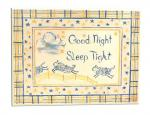 Square Room Plaque With Ribbon- Good Night Sleep Tight
