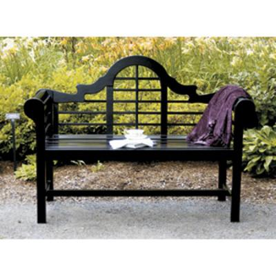 Achla Designs 4-ft. Lutyens Wood Bench at Sears.com