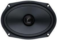 "Boss Car Speaker 1Pc Replacement Black 6""x9"" 120 Watt"