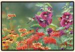 Fiddler's Elbow Hummingbird Doormat