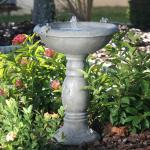 STI Group Birdbath Country Gardens